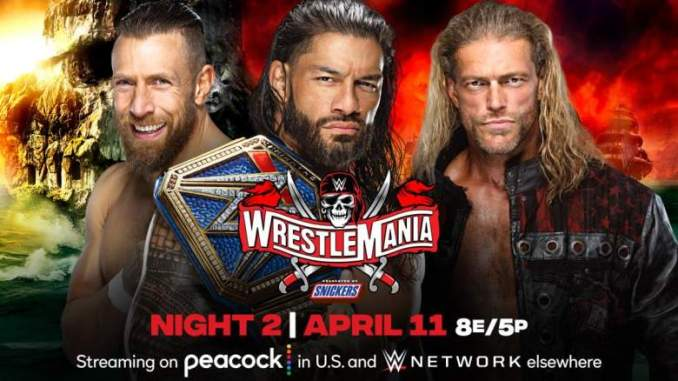 WWE WrestleMania 37 (Night 2): Reactions & Review