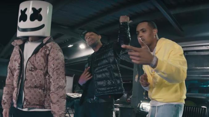 """Wacotron Picks Up The Pace On Marshmello-Produced """"Umbrella"""" With G Herbo"""