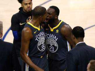 Warriors Draymond Green Reveals What Led to Infamous Kevin Durant Argument