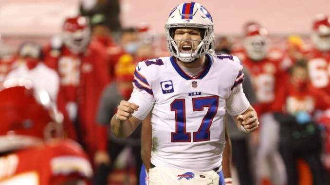 Bills QB Josh Allen's Fifth-Year Option Brings $23M Bump