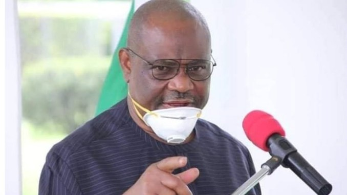 Blame Oil bonkerers, military for soot in Rivers State - Gov Wike