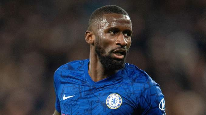 Champions League: Chelsea defender to wear mask against Real Madrid