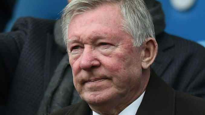 Champions League: Sir Alex Ferguson spotted at PSG's hotel ahead of Man City clash