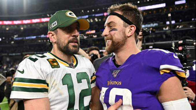 Expert on Vikings, Aaron Rodgers: 'There's an Open Flirtation'