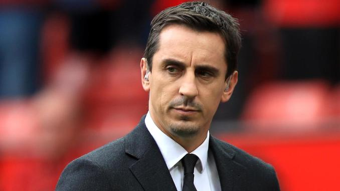 Gary Neville reveals who to blame for fans' protest as Man Utd face points deduction