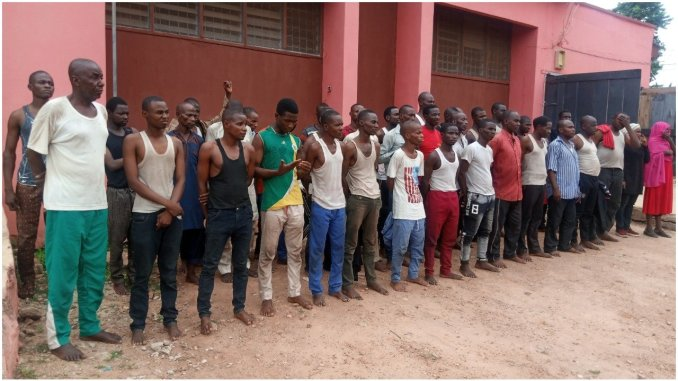 Insecurity: Ondo returns 42 suspected Fulani invaders