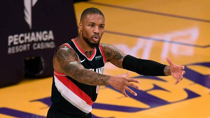 Jared Dudley, Damian Lillard Go Back & Forth Online on NBA Issue