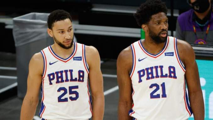 Joel Embiid Clears Air on Relationship with Sixers Star Teammate