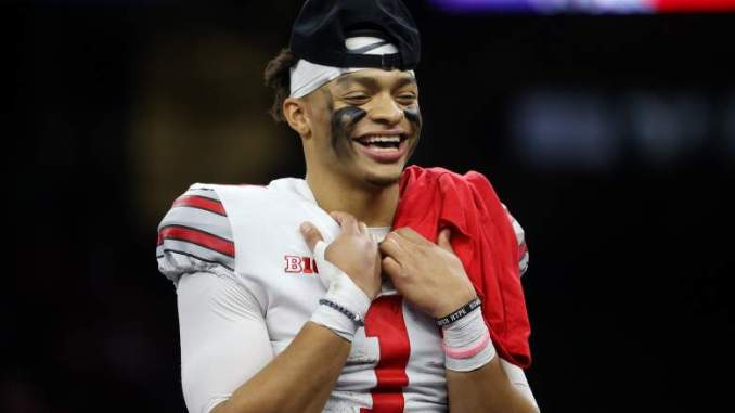 Justin Fields Has Telling Comments on His Future With Bears