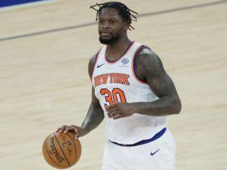 Knicks' Randle Reveals What Fueled Latest MVP Performance