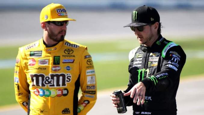 Kurt Busch Gives Brother Kyle Hilarious Birthday Surprise
