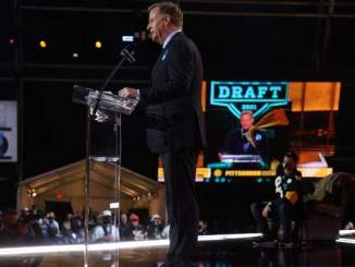 Kwity Paye Dons Black Panther-Inspired Suit for NFL Draft