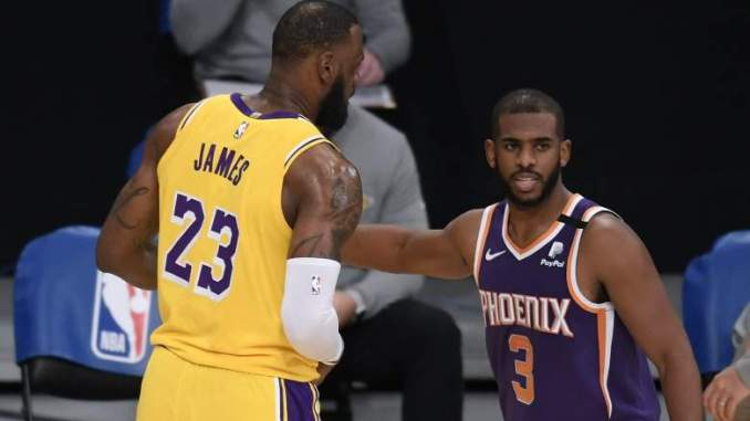 Lakers Rumors: Could LeBron James Recruit Chris Paul to L.A.?