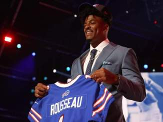 New Bills Pick's Mom Recalls Buffalo As 'Town All About Football'
