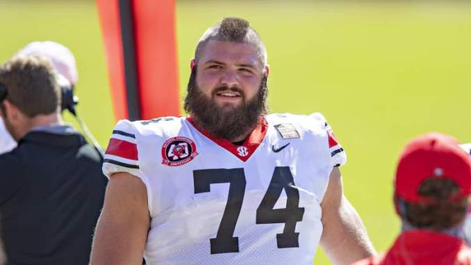 Ravens Add 'Big Country' Ben Cleveland to Offensive Line