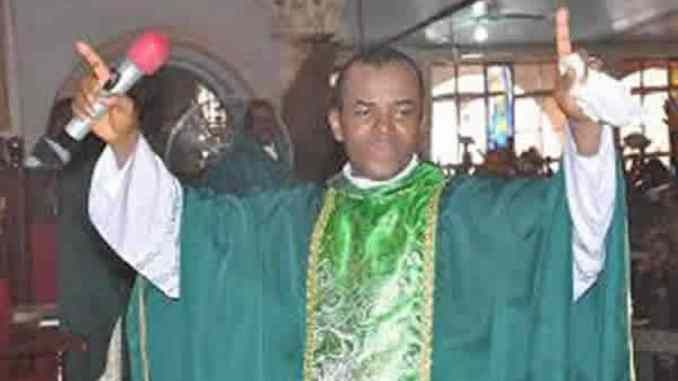 Reply Mbaka's comments on Buhari's failure, insecurity – Parishioners dare presidency