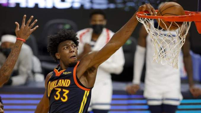 Strong Trade Proposal Would Deal James Wiseman for Budding Rockets Star