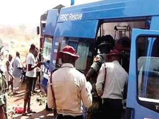 Truck kills two, injure eight in Imo market accident