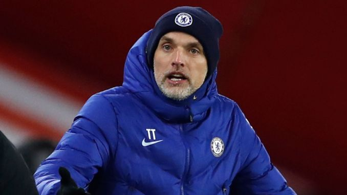 UCL: Thomas Tuchel reveals Chelsea player giving him headache ahead of Real Madrid tie