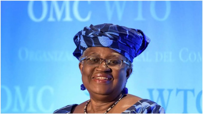 WTO DG Okonjo-Iweala appoints 4 deputies from US, China, others
