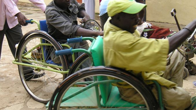 We have been abandoned by government - People living with disabilities