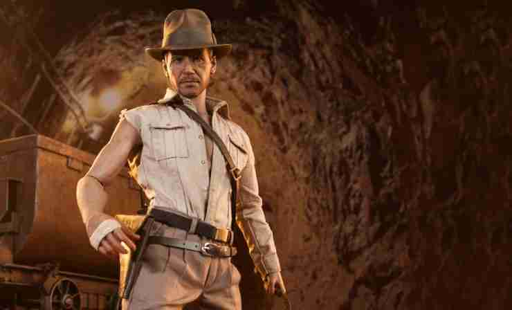 ea1fff00b803b Sideshow Collectibles to release Indiana Jones – Temple of Doom Sixth Scale  Figure