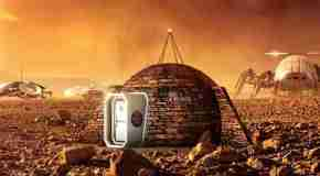 Life on Mars: National Geographic to Unveil First Ever Mars Show Home
