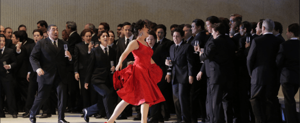 Sonya Yoncheva, Michael Fabiano & Thomas Hampson lead the Metropolitan Opera's 'La Traviata'