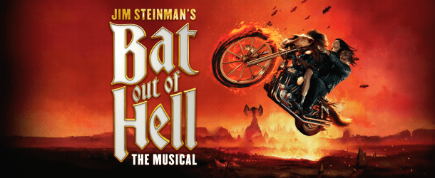 New production images released for 'Bat out of Hell: The Musical'