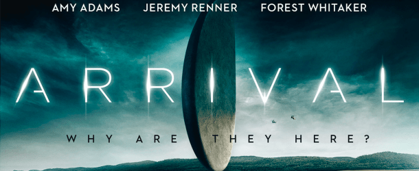 Competition: Win 'Arrival' on Blu-ray