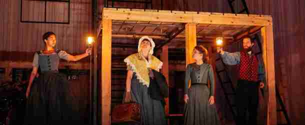 The Arts Shelf – Latest Review – Jane Eyre [The Lowry] [UK Tour]