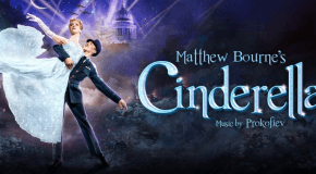 New Adventures announce the return of Matthew Bourne's 'CINDERELLA'