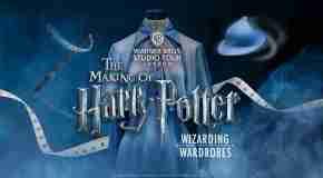 Wizarding Wardrobes unveiled at Warner Bros. Studio Tour London