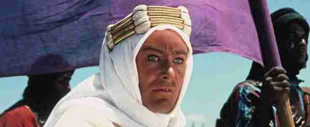 Lawrence of Arabia: Back in cinemas in a new 70mm Print
