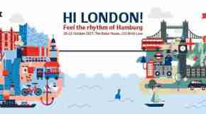 'Hamburg on Tour' comes to London this October