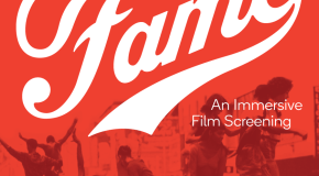 'FLICK does … Fame: An immersive Film Screening' comes to 53two, Manchester on 17 August