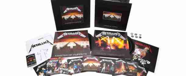 Metallica to re-release 'Master of Puppets'on 10 November, 2017