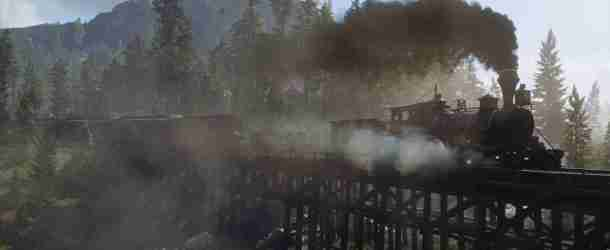 'Red Dead Redemption 2' gets a new official trailer