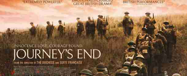 Lionsgate unveils brand new artwork for 'Journey's End'