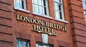 Latest Feature – A Weekend Break at London Bridge Hotel