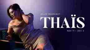 Ailyn Pérez to make role debut in the Met Opera's 'Thaïs', opening on 11 November