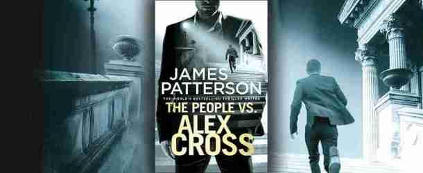 Competition: Win 'The People vs. Alex Cross' Hardback