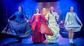 'Little Women' extends run at Hope Mill Theatre to Saturday 16 December, 2017,