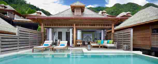 Experience Grown-up Glamour at Hilton Seychelles' Northolme Resort & Spa