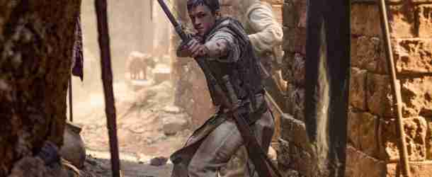 Lionsgate's Summit Entertainment reveals 'first look' images for 'Robin Hood'