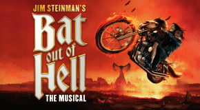 Jim Steinman​'s 'Bat out of Hell: The Musical' to open at the Dominion Theatre​, London on 2 April 2018
