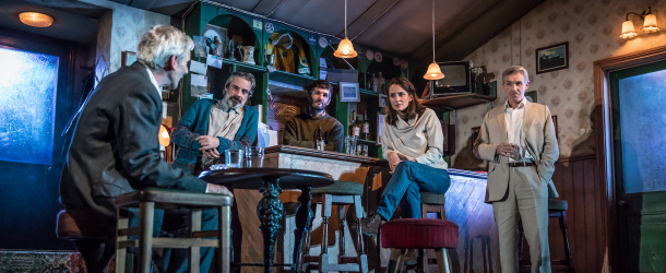 English Touring Theatre & Mercury Theatre's 'The Weir' runs at The Lowry from 23-27 January, 2018