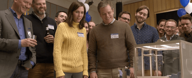 Paramount Pictures release new clip for Alexander Payne's 'DOWNSIZING'