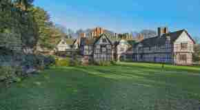 cottages.com adds newly restored Royal retreat 'Pitchford Hall' to its portfolio