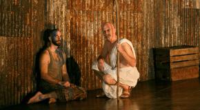 Philip Glass's opera masterpiece 'Satyagraha' returns to English National Opera